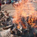 Кремация в Индии — как проходит и что означает для индусов?
