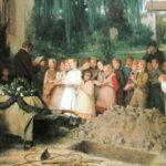 Ритуалы захоронений в разных религиях